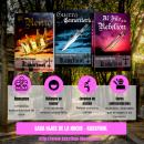 Libros de romance paranormal y terror de Kassfinol - 2