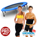 Cama elástica con hot shaper y hot belt - 0