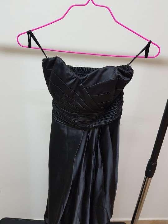 Vestido elegante para fiesta negro