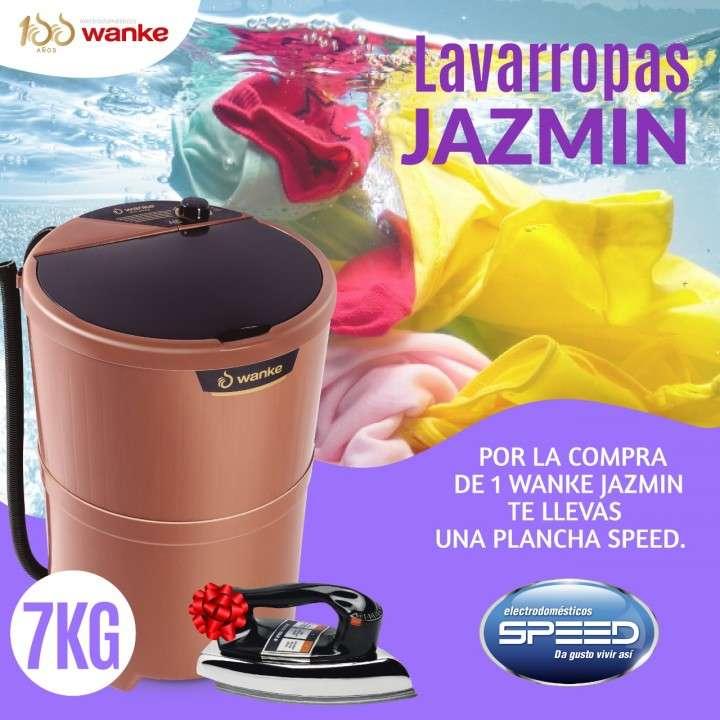 Lavarropa Wanke Jazmin 7kg 220v 50 hz - 0