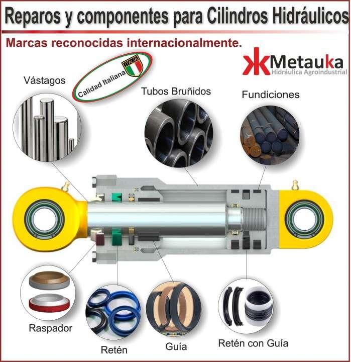 Reparos para Cilindro Hidraulico - 0