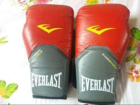 Guante de boxeo Everlast 12oz