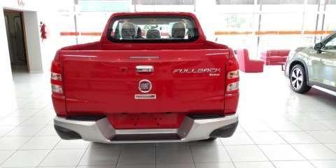 Fiat Fullback 0km 4x4 2.5 Diésel Automático