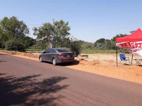 Terreno entre Capiatá y J.Augusto Saldivar a 1/2 del asfalto - 9
