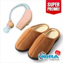 Invisi-ear pantuflas miracle slippes - 0
