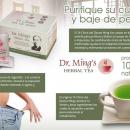 Té chino dr Ming 2 cajas - 0