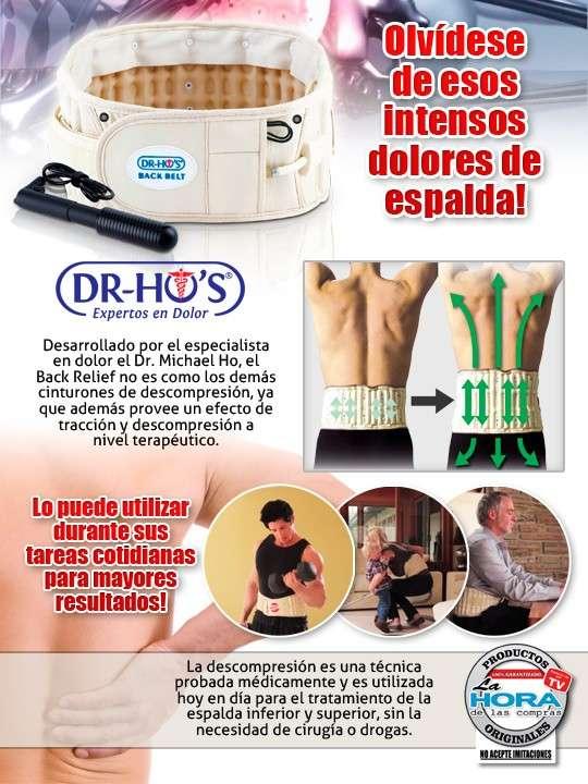 Dr. Ho cinturón