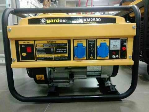 Generador 2 kva Gardex - 0