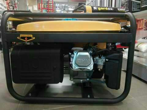 Generador 2 kva Gardex - 1