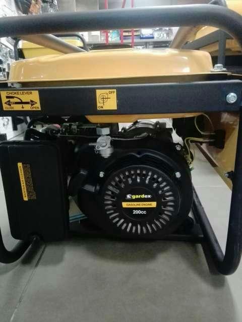 Generador 2 kva marca Gardex - 2