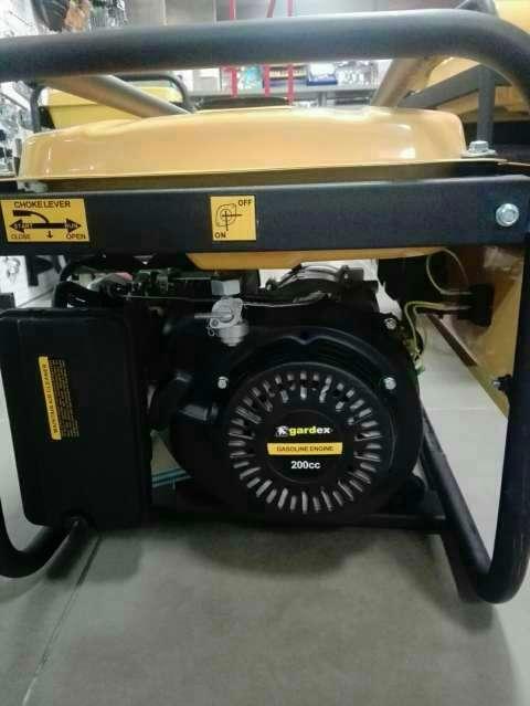 Generador 2 kva Gardex - 2