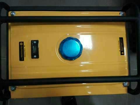 Generador 2 kva Gardex - 3