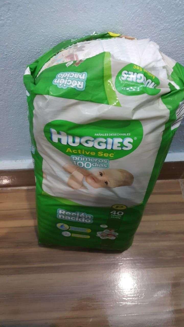 Pañales Huggies - 2
