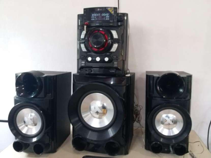 Equipo LG CM7520 Grande - 0