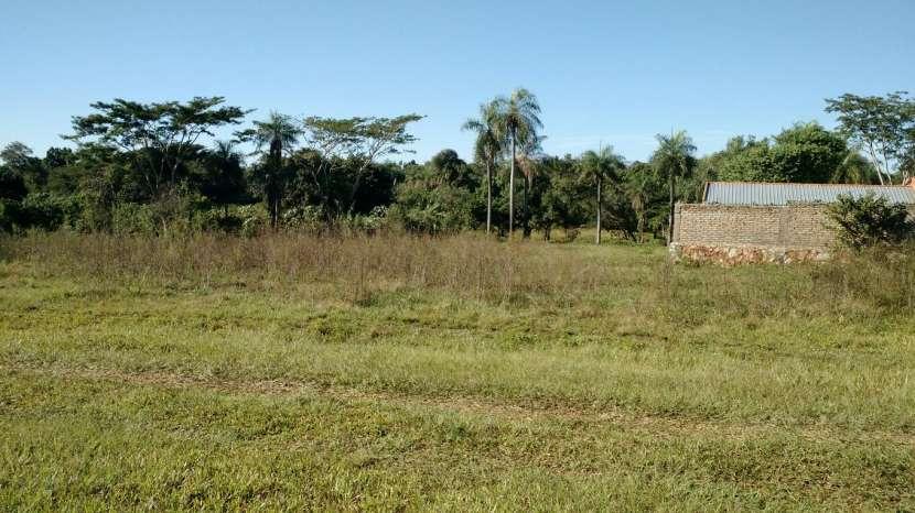 Terreno en Itauguá Km 32 - 1