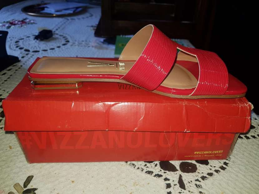 Calzado vizzano rojo - 1