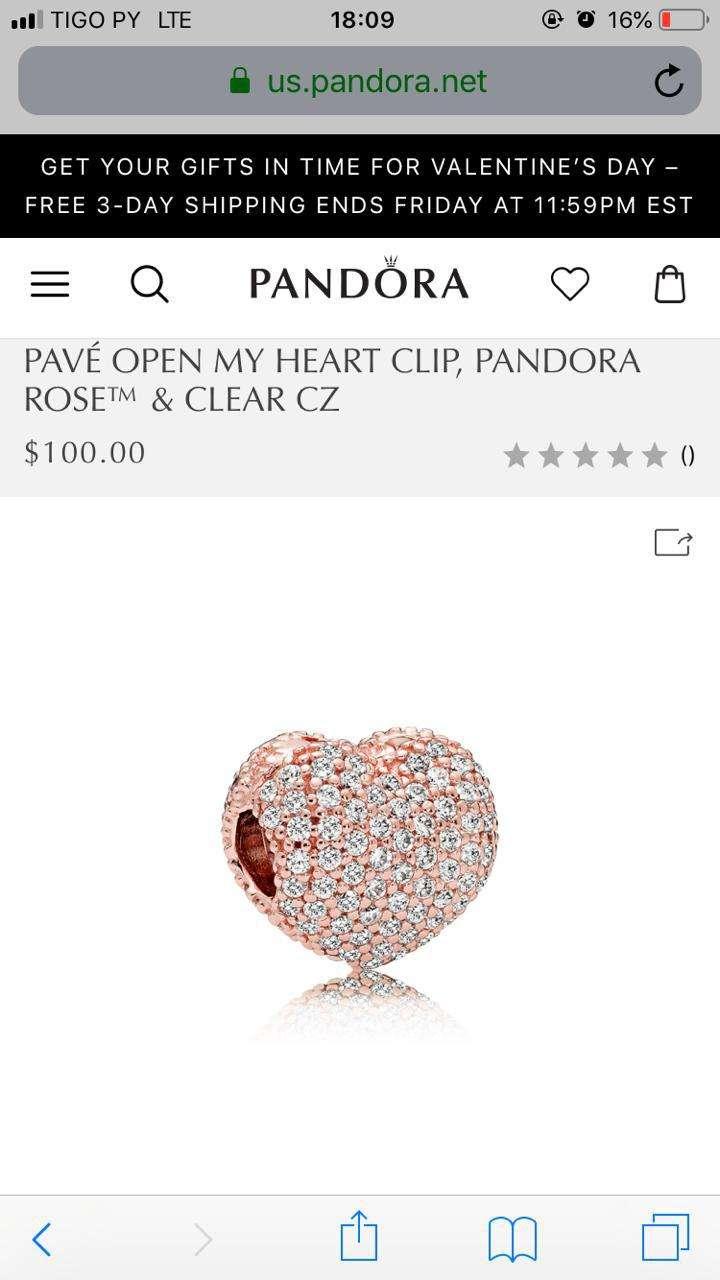 Brazalete de Pandora - 2