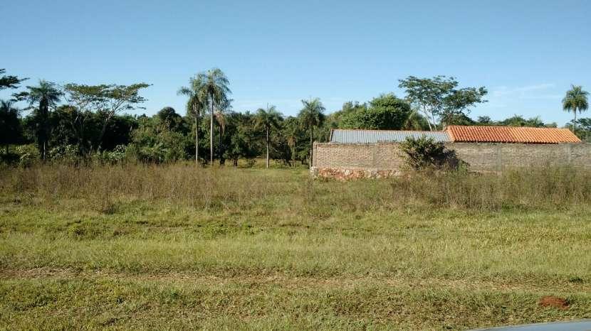 Terreno en Itauguá Km 32 - 2