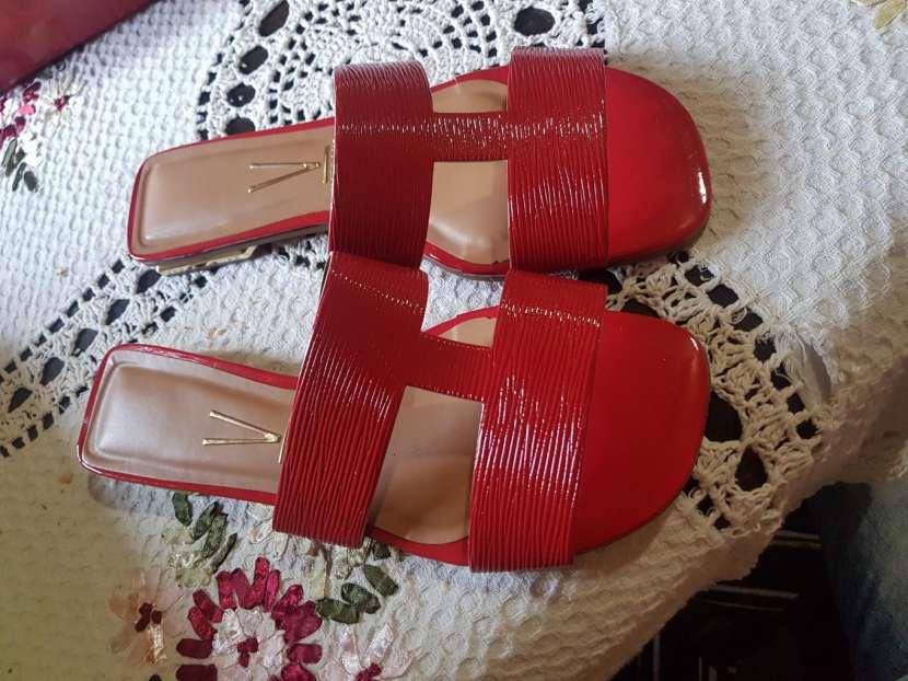 Calzado vizzano rojo - 2