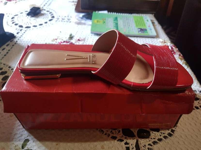 Calzado vizzano rojo - 3