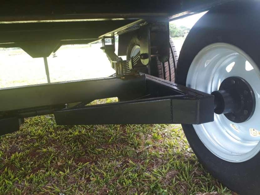 Transganado Doble Eje 185×300cm - 4