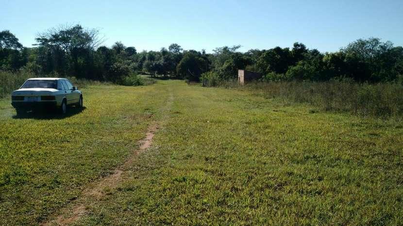Terreno en Itauguá Km 32 - 5