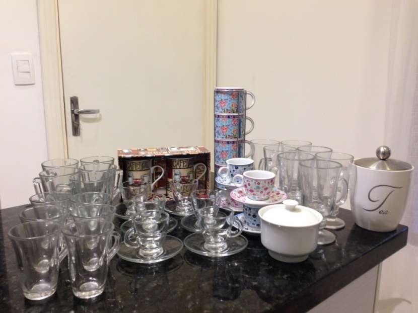 Juego de tazas Té y Café - 0