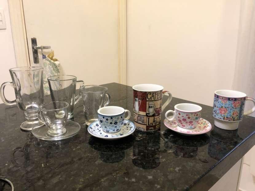 Juego de tazas Té y Café - 1