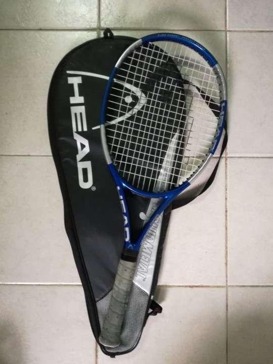 Raqueta de Tenis - HEAD - muy ligera - Liquid metal pro - 1