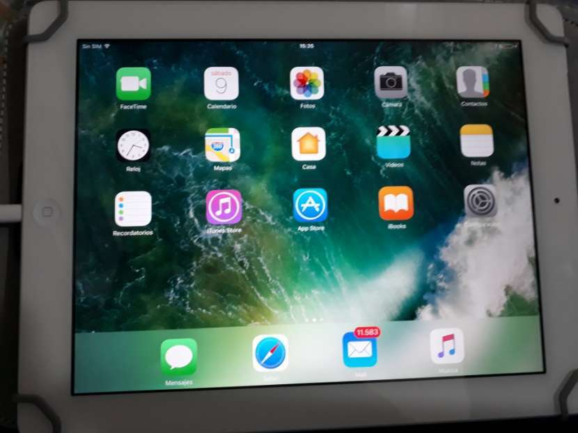 Ipad de 128 gb sin detalles wifi +chip - 1