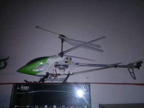 Helicóptero a control - 0