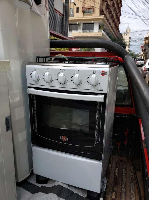Cocina y lavarropas - 2
