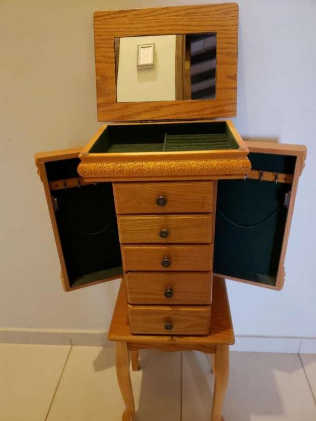 Mueble Joyero - 0