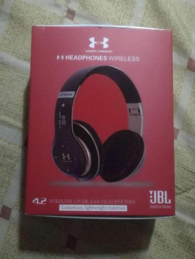 Auricular Bluetooth Under Armour - 0