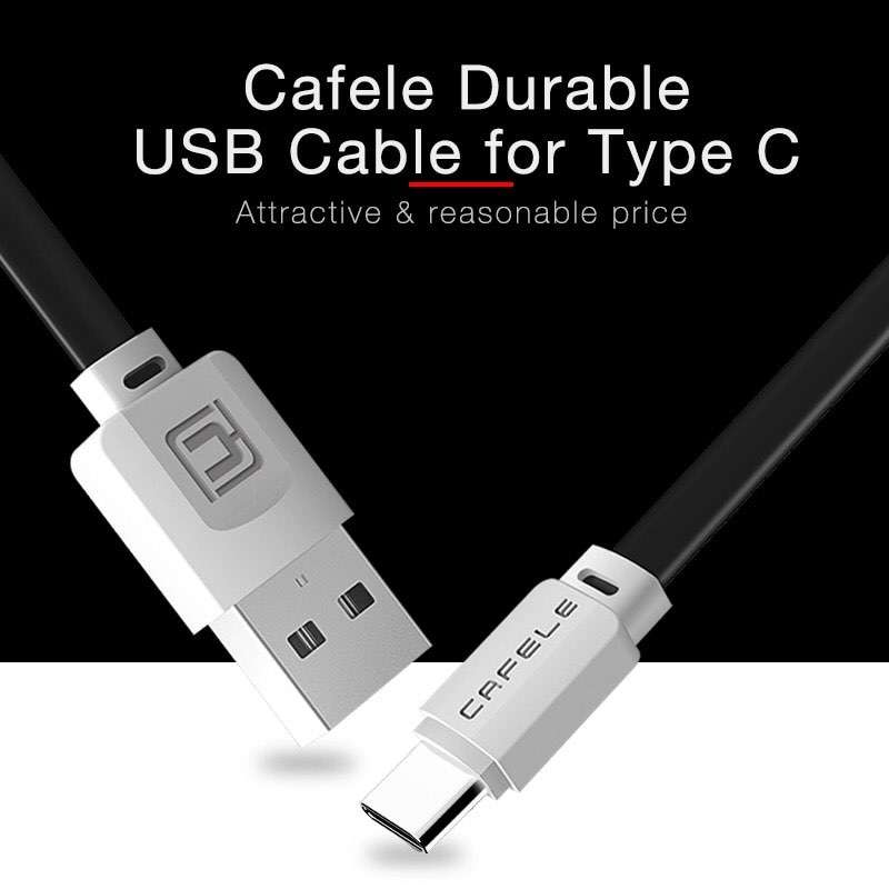 Cable USB tipo C - 0