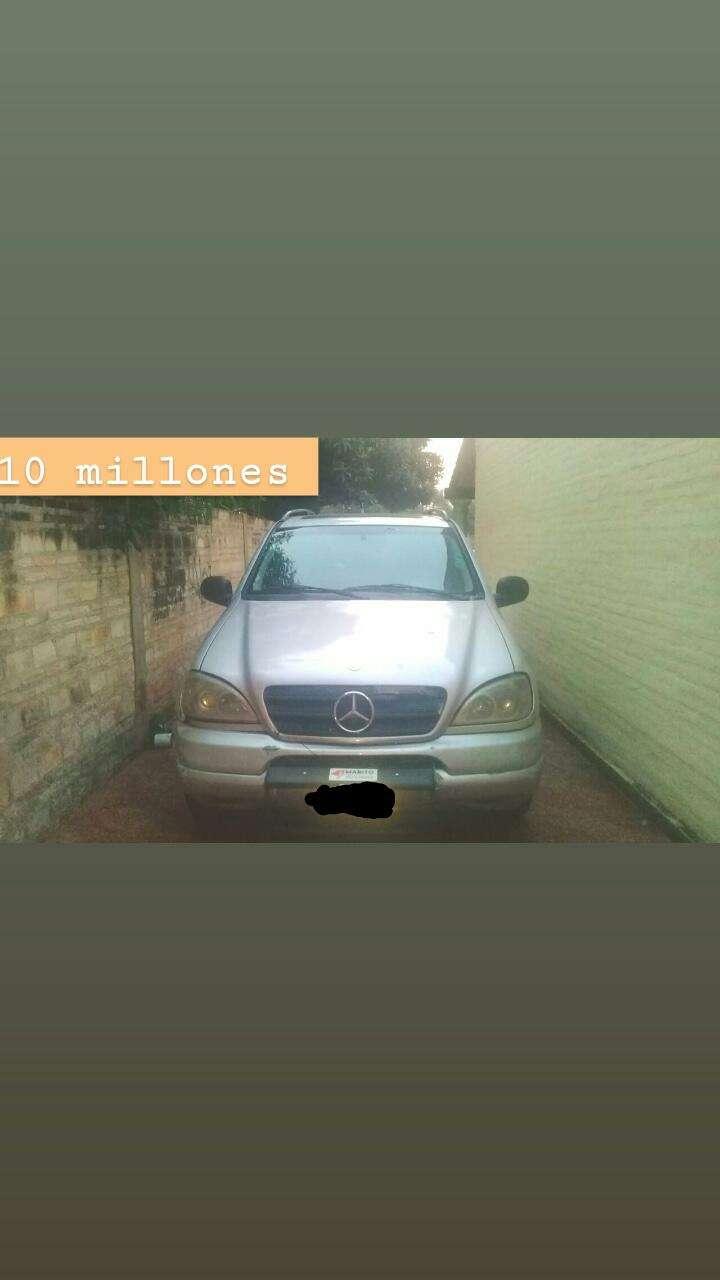 Mercedes-Benz Ml 320 naftero automático