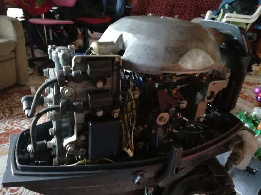 Motor YAMAHA 25 CV DOS TIEMPOS - 1