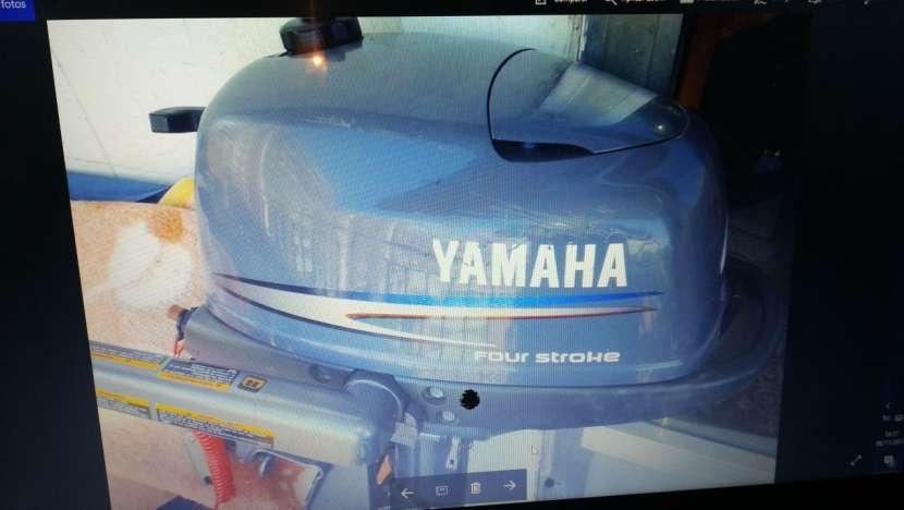 Motor YAMAHA 4 cv cuatro tiempos - 0