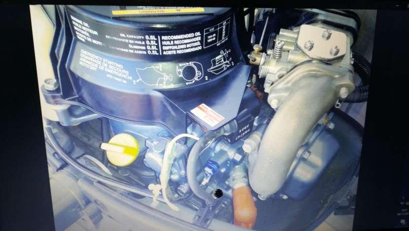 Motor YAMAHA 4 cv cuatro tiempos - 1