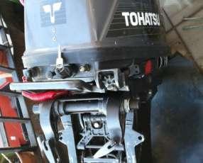 Motor Tohatsu 25 CV DOS TIEMPOS