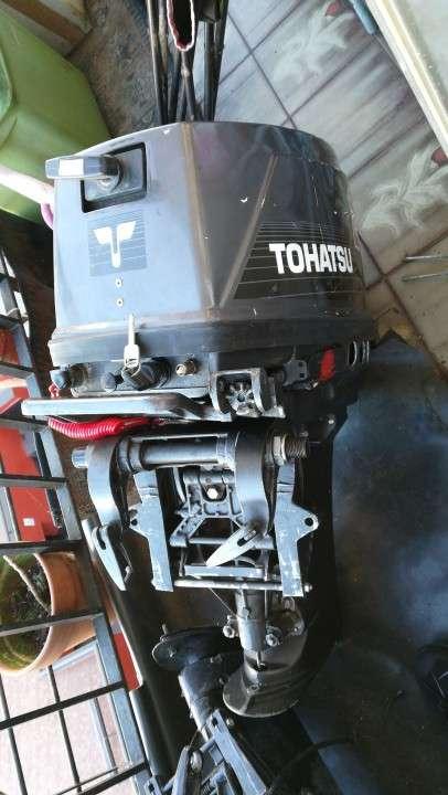 Motor Tohatsu 25 CV DOS TIEMPOS - 0