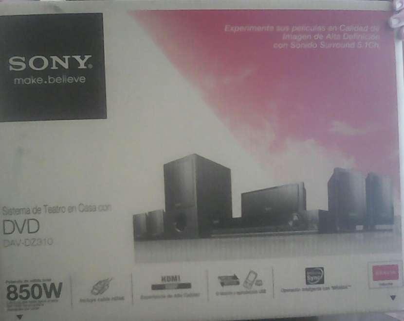 Sistema de teatro en casa SONY - 0
