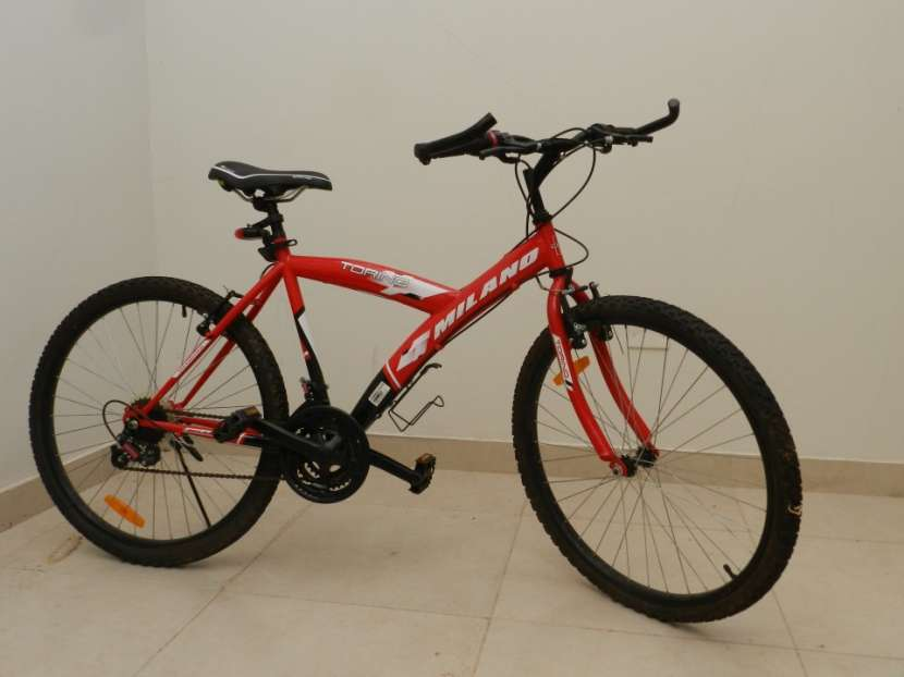 Bicicletas Milano aro 26 - 0