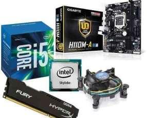 Actualización de CPU