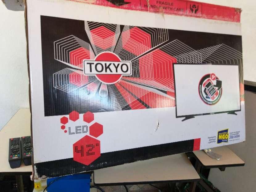TV LED Tokyo 42 pulgadas - 0