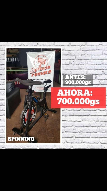 Spinning Speed - 0