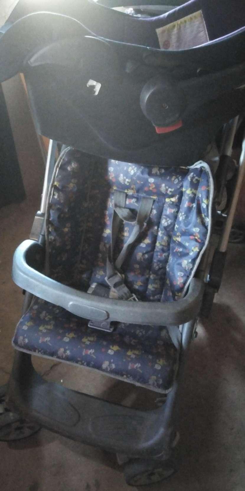 Carrito unicef y baby sit - 0