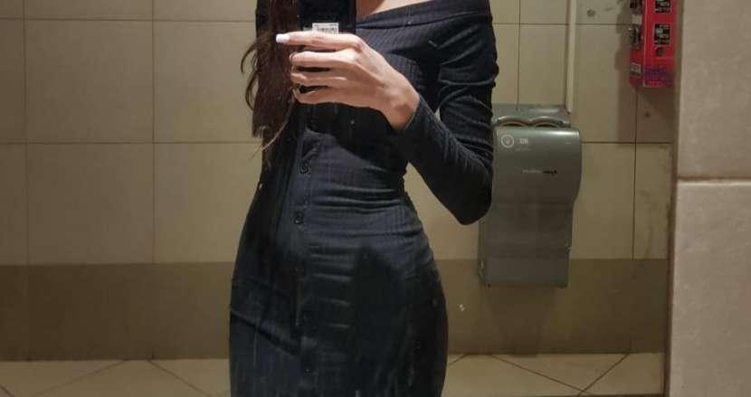 Vestido elastizado de Forever 21 - 1
