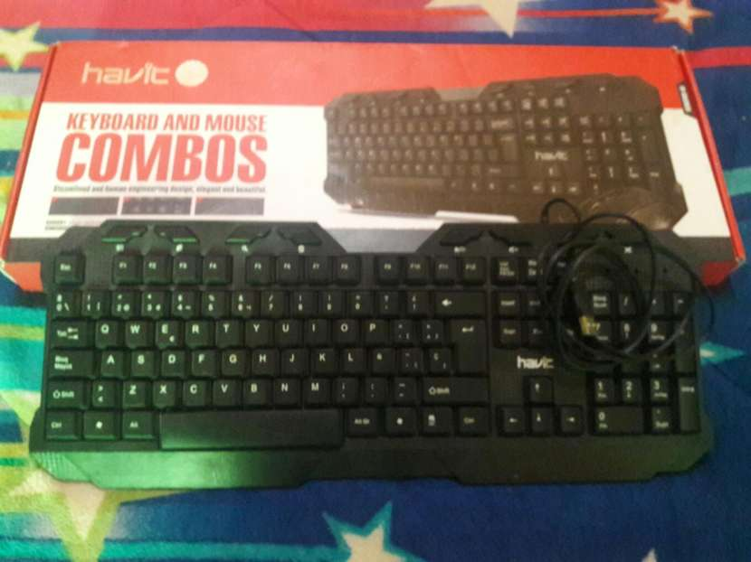 Teclado gaming havit - 3