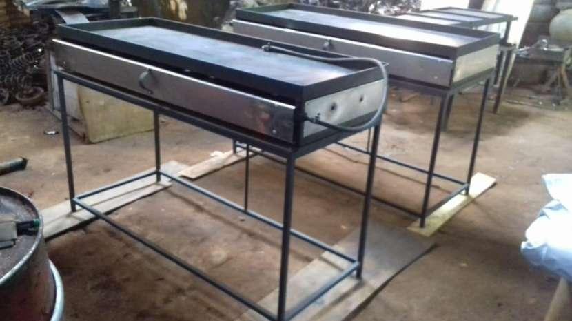 Plancha para Lomitería de 1,40 × 0,50 m - 6